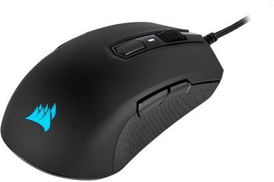 Souris gamer Corsair M55 RGB PRO Black