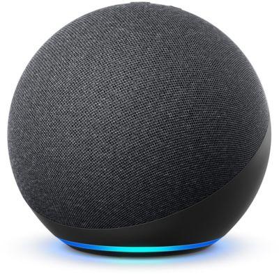 Assistant vocal Amazon Echo 4 Anthracite