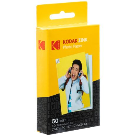 Papier KODAK Film Printomatic 50 poses