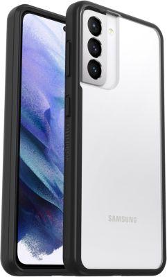 Coque Otterbox Samsung S21 React noir