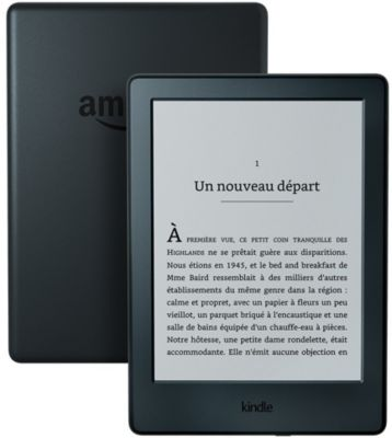 Liseuse eBook Amazon Kindle 6' - Noir