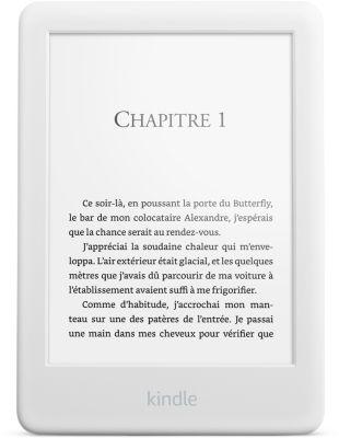 Liseuse eBook Amazon Kindle 6 Blanche - 8Go