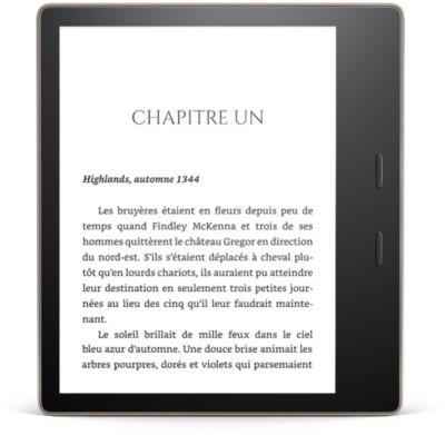 Liseuse eBook Amazon Kindle Oasis 7¨ Doré - 32Go