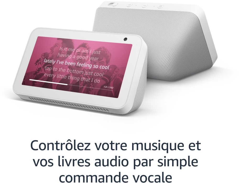 maison connectée Amazon Echo Boulanger