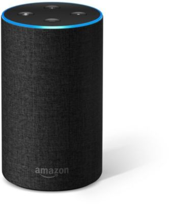 Assistant Vocal amazon echo 2 tissu anthracite