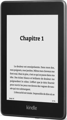 Liseuse eBook Amazon Kindle Paperwhite 6' Noire - 8Go