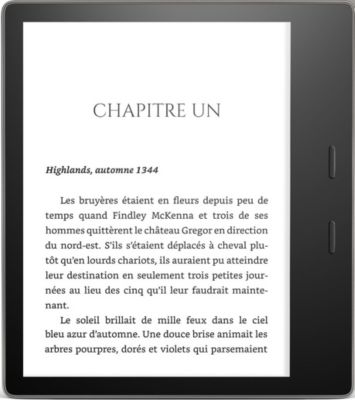 Liseuse eBook Amazon Nouveau Kindle Oasis 8Go - Graphite