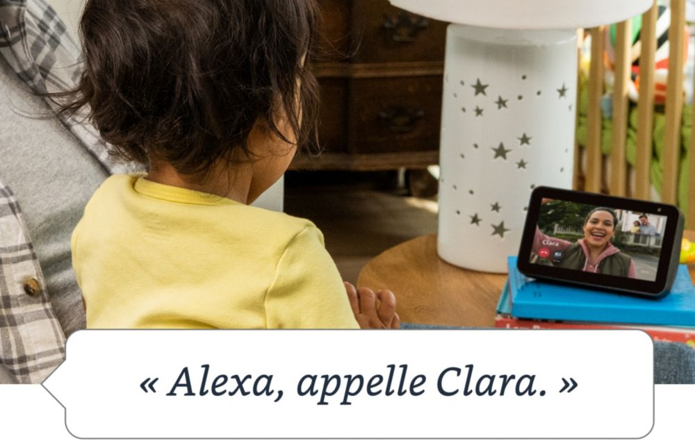 Amazon Echo Show 5 Boulanger