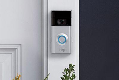 PORTIER RING Doorbell V2 Connecté