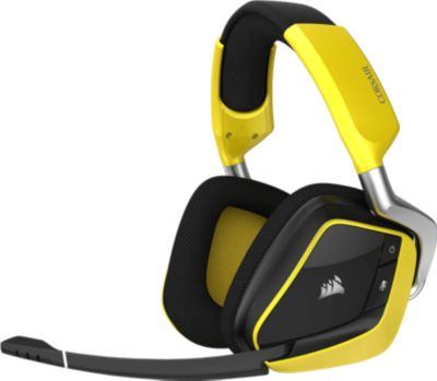 Casque gamer Corsair VOID Pro RGB Wireless Special Edition D