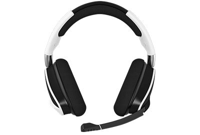 Casque micro CORSAIR  VOID Pro RGB Wireless Dolby 7.1 - White