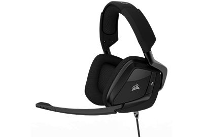 Casque micro CORSAIR  VOID Pro Surround Dolby 7.1 - Black