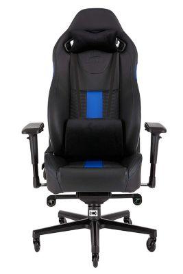 Fauteuil Gamer Corsair T2 2018 Black/Blue