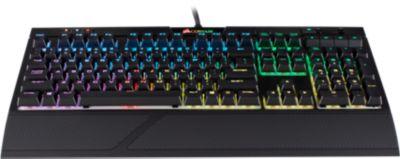 Clavier gamer Corsair STRAFE RGB MK.2 Cherry MX Silent