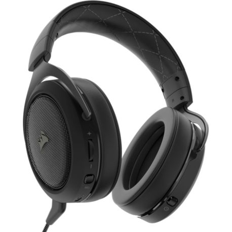 casque micro corsair hs70 wireless gaming. Black Bedroom Furniture Sets. Home Design Ideas