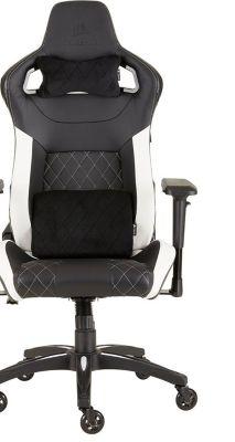 Fauteuil Gamer Corsair T1 2018 Black/White