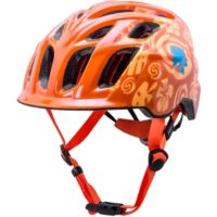 Casque KALI PROTECTIVES Chakra enfant orange tropical
