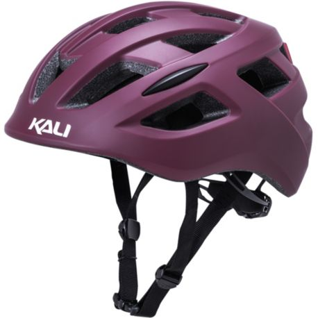 Casque KALI PROTECTIVES Central solid L/XL berry mat