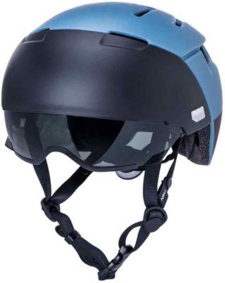 Casque Kali Protectives City Solid Mat Bleu acier/Noir L/XL
