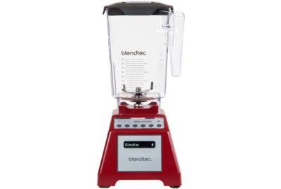 Blender BLENDTEC Total Blender rouge