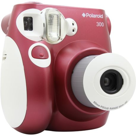 Appareil photo num rique polaroid pic 300 rouge - Boulanger appareil photo numerique ...