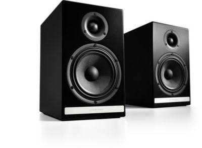 Enceinte bibliothèque Audioengine HDP6 Noir X2