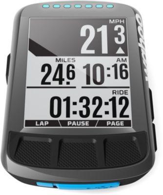 GPS de loisirs Wahoo Fitness ELEMNT BOLT