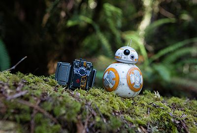 Robot SPHERO BB-8 + Forceband Ed. Spéciale