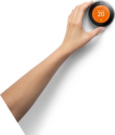 Thermostat connecté Nest v3