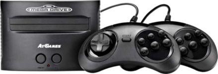 Console E-CONCEPT Sega Megadrive + 81 Je