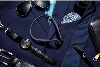 Casque Sport AFTERSHOKZ TREKZ titanium Bleu