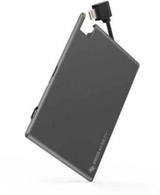 Batterie Externe swiss mobility power 1350 mah lightning