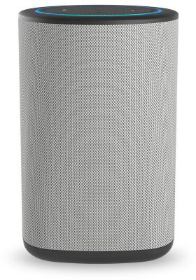 Batterie Amazon Echo Ninety7 Vaux Speaker pour Echo Dot - Gray