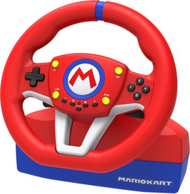 Volant Hori Pro Mini Mario Kart Switch