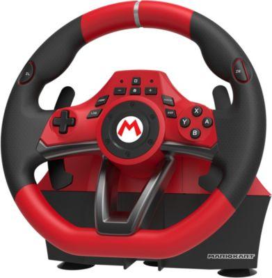 Volant Pédalier Hori Pro Deluxe Mario Kart Switch