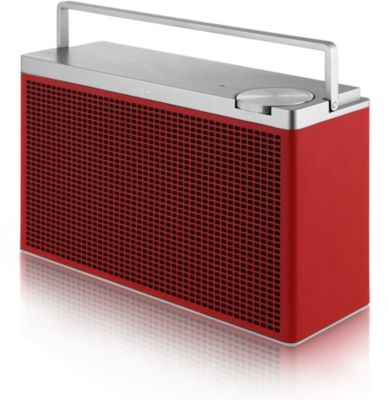 Enceinte Bluetooth Geneva Touring M Red