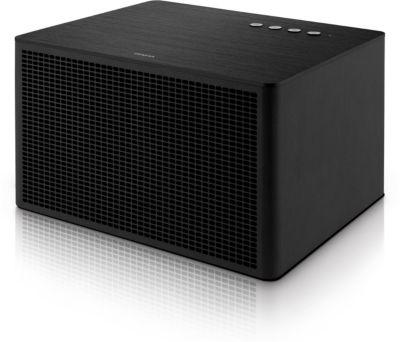 Enceinte Bluetooth Geneva Acoustica Lounge Black
