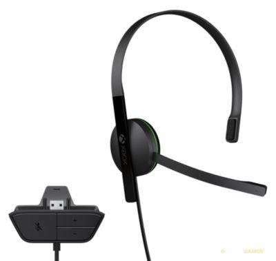 Casque gamer Microsoft Micro-Casque Filaire Xbox One