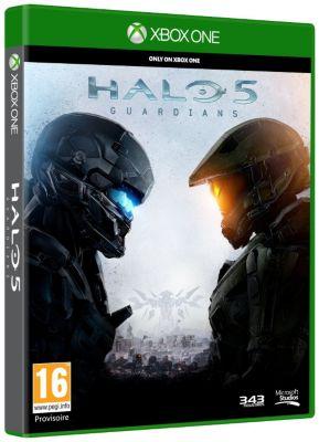 Jeu Xbox One Microsoft Halo 5 Guardians