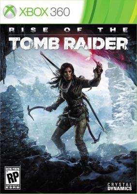 Jeu Xbox 360 Microsoft Rise of Tomb Raider