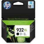 Cartouche HP N°932 XL noire