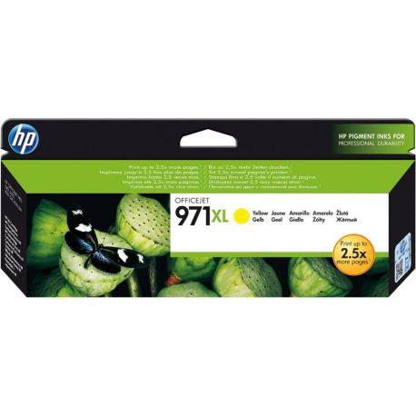Cartouche HP 971XL Jaune