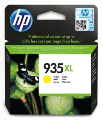 Cartouche d'encre HP N°935XL jaune