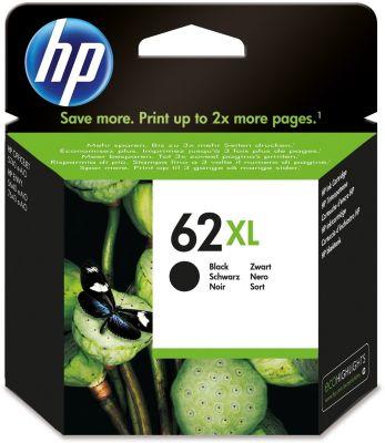 Cartouche d'encre HP N°62XL Noire