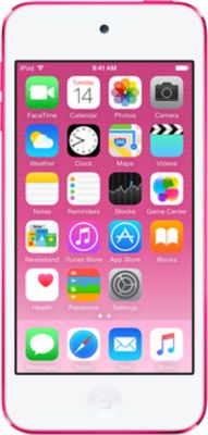 Lecteur MP4 Apple Ipod Touch 32Go Rose
