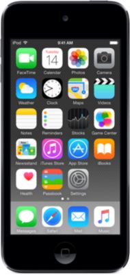 Lecteur MP4 Apple Ipod Touch 128GB space gris