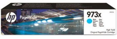 Cartouche d'encre HP N°973X cyan