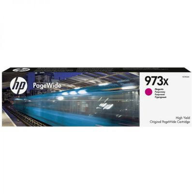 Cartouche d'encre HP N°973X magenta