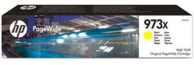 Cartouche d'encre HP N°973X jaune