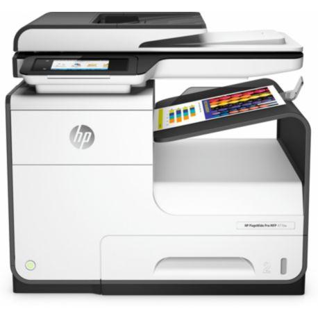 Imprimante jet d'encre multifonction HP PageWide 477DW